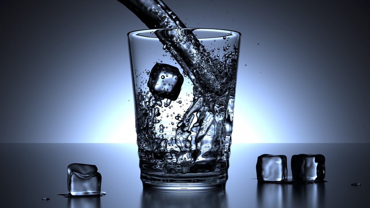 Reasons to drink water